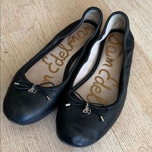 Sam Edelman Shoes - ❌SOLD Sam Edelman Felicia Flats Black 8